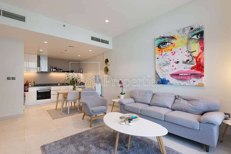 Best 2 BR Layout | High Floor | Marina View