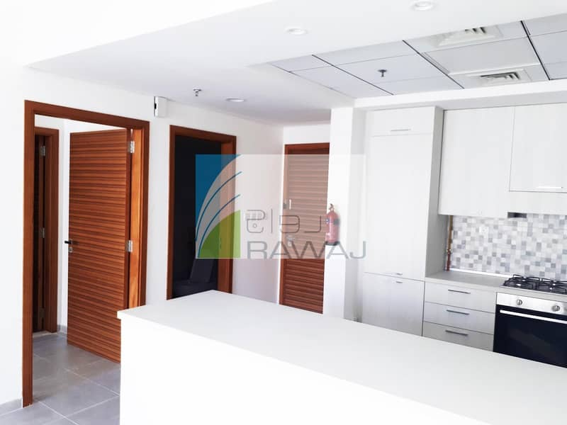 2 KITCHEN EQUIPPED 2 BEDROOM APARTMENT WITH SPACIOUS BALCONY