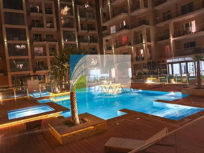 20 KITCHEN EQUIPPED 2 BEDROOM APARTMENT WITH SPACIOUS BALCONY