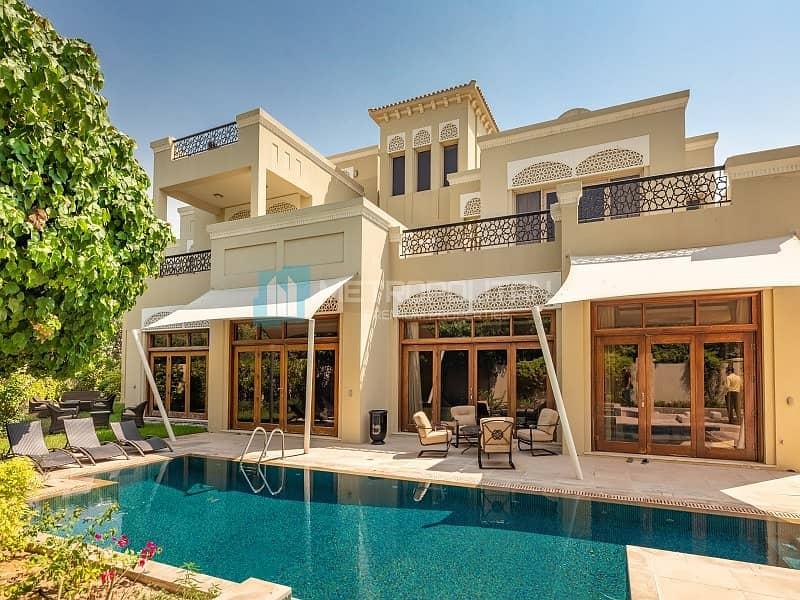 Luxury 6 BR Villa Furnished W/ Elevator Hot deal