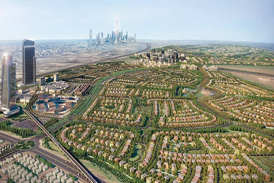 14 Lowest Price on the Market!!!! Shell & Core with an illustrious view of Dubai