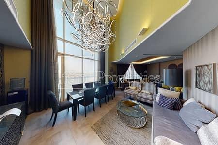 فلیٹ 3 غرف نوم للايجار في واحة دبي للسيليكون، دبي - 3BR+M Duplex! Fully Furnished with High Quality