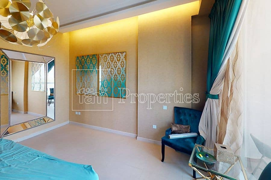 76 3BR+M Duplex! Fully Furnished with High Quality
