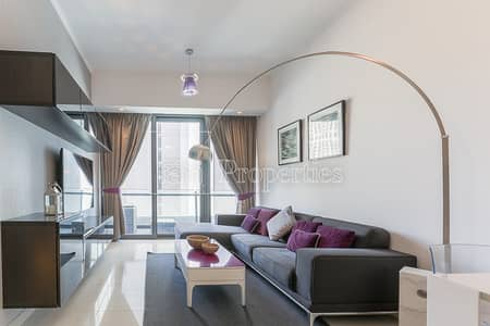2 Bedroom Apartment for Sale in Dubai Marina, Dubai - Stylish Interior | Fully Furnished | Available