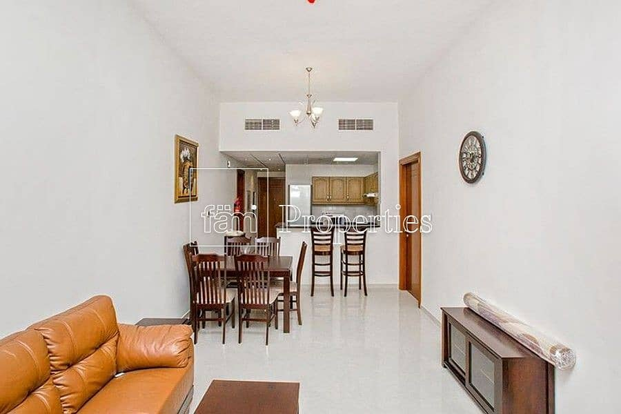 Rented | Fully furnished | Lowest service charge