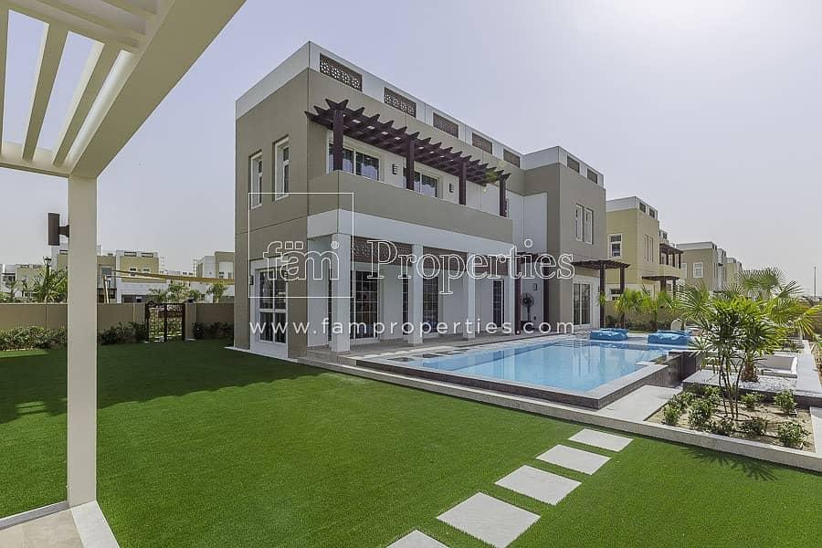 Exclusive 5BR Rahat Villa | Italian Infinity Pool