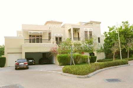 فیلا 6 غرف نوم للبيع في البراري، دبي - Jasmine Leaf 3 | Type B | Vacant | 6 Bedroom