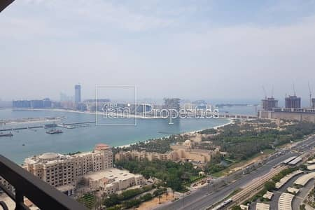 3 Bedroom Apartment for Rent in Dubai Marina, Dubai - SEA VIEW | LARGEST 3BR+M+FAMILY HALL | VACANT