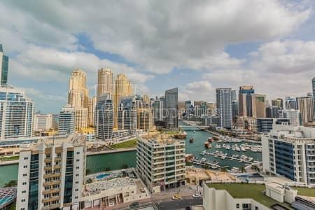 1 Bedroom Apartment for Sale in Dubai Marina, Dubai - Best 1 BR layout | Full Marina | Exclusive