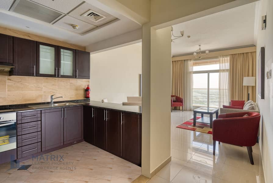 2 Hot Deal! | High Floor | Immaculate & Fully Furnished