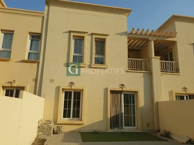 2 Bedroom Townhouse for Rent in The Springs, Dubai - Very Well Maintained | Type 4M