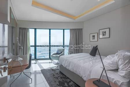 فلیٹ 3 غرف نوم للايجار في الخليج التجاري، دبي - 3 BR Plus Maids Room | High Floor | Meydan Views |
