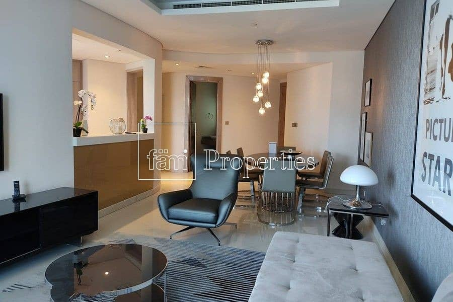 2 3 BR Plus Maids Room | High Floor | Meydan Views |