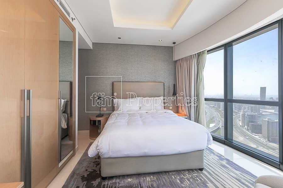18 3 BR Plus Maids Room | High Floor | Meydan Views |