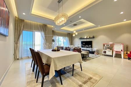 3 Bedroom Townhouse for Sale in Jumeirah Golf Estate, Dubai - Spacious 3BR+ Maid| High finishes|Golf Course View