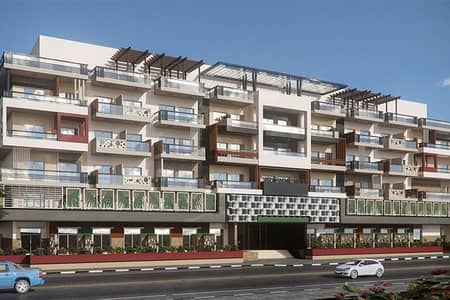 1 Bedroom Flat for Sale in Jumeirah Village Circle (JVC), Dubai - Great Investment | Already Rented