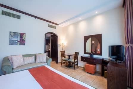 شقة فندقية  للايجار في شارع الشيخ زايد، دبي - شقة فندقية في شارع الشيخ زايد 4400 درهم - 4368388