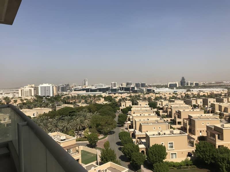 شقة في بارك تيراس واحة دبي للسيليكون 2 غرف 56000 درهم - 4796722
