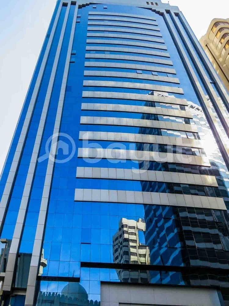 4 Bedrooms flat on Liwa street with full see view (from the owner direct)