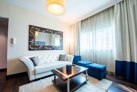 1 Bedroom Apartment for Rent in Barsha Heights (Tecom), Dubai - Amazing offer for Fully Furnished Executive One Bedroom Apartment