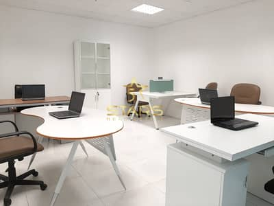 Affordable Fully Furnished Office | All Amenities Free | Direct from Owner