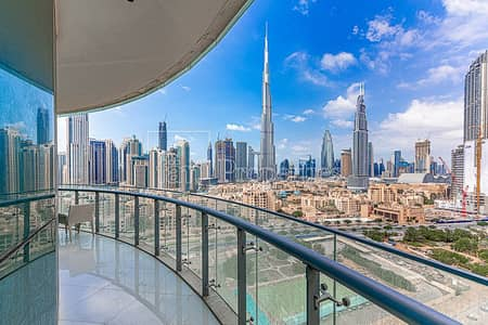 3 Bedroom Flat for Sale in Downtown Dubai, Dubai - 3BR Fully Furnished Apt.   The Distinction