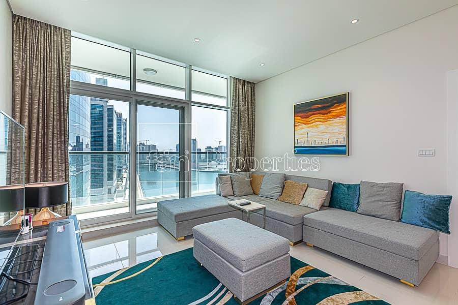 2 Panoramic View | Mid Floor | Bay's Edge