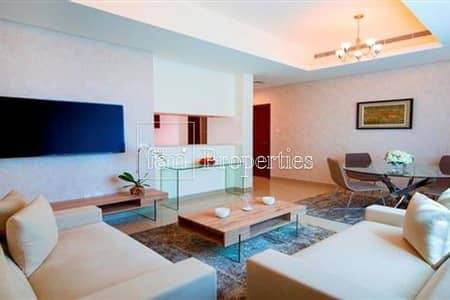 1 Bedroom Hotel Apartment for Rent in Dubai Marina, Dubai - Fully Furnished | All Bills Included