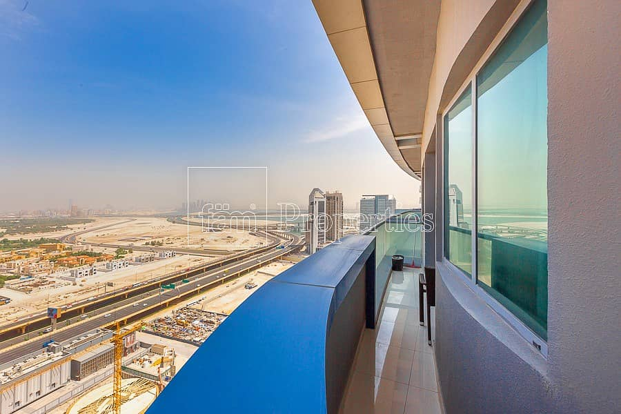 High Floor | Furnished 1BR | The Signature