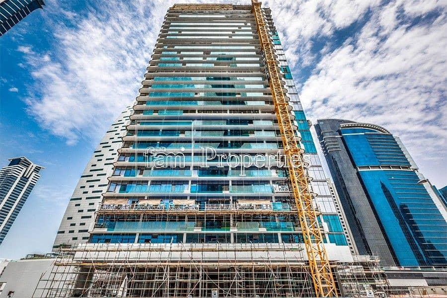 2 Mid Floor | Facing SZR | Canal View