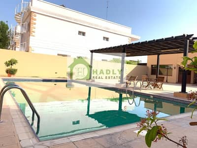 4 Bedroom Villa for Rent in Jumeirah, Dubai - One Month Free | Canal View | 4bhk | Maid Room | Shared Gym Pool