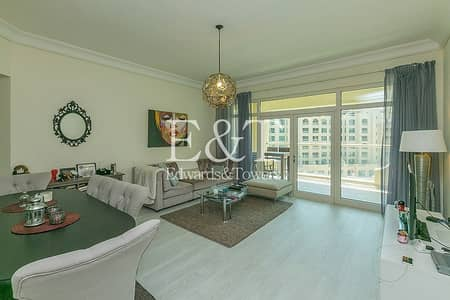 2 Bedroom Flat for Sale in Palm Jumeirah, Dubai - High Floor | D Type  | Immaculate | VOT | PJ