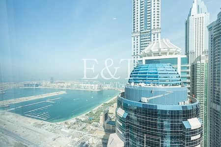 1 Bedroom Flat for Sale in Dubai Marina, Dubai - Vacant on Transfer|Luxury Furnished|Fendi Design