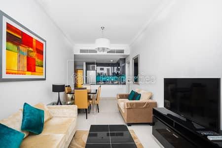 شقة 1 غرفة نوم للايجار في الخليج التجاري، دبي - Spacious Layout I Balcny I Near Metro !