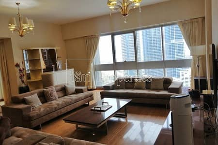 2 Bedroom Flat for Rent in Business Bay, Dubai - Elegantly Furnished and Upgraded Unit high floor