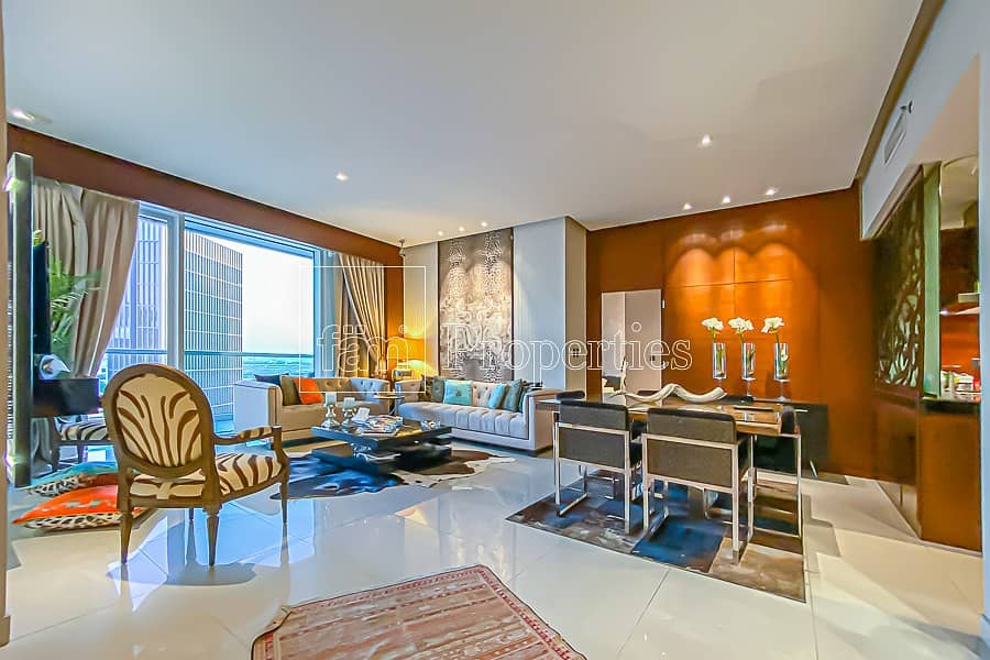 2 An Impressive and Upgraded 2BR +Maids +Study Room