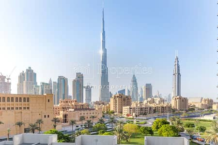 2 Bedroom Flat for Sale in Downtown Dubai, Dubai - Beautiful Burj View | 2 Bedroom | Biggest layout