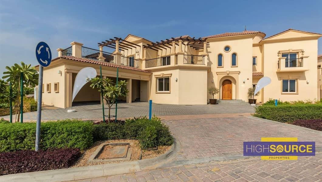 15 Cash Deal AED 4.62M   Spanish Style Luxury Villas.