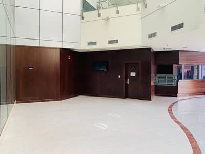 1 Month Free| Fully Fitted Shop For Rent| Crystal Tower| Business Bay| Ground Floor