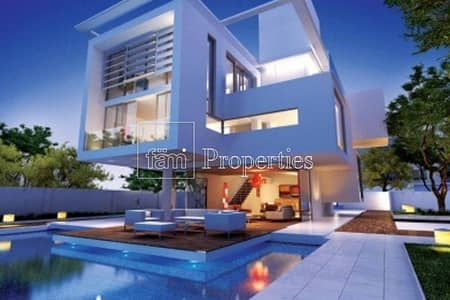 3 Bedroom Townhouse for Sale in Akoya Oxygen, Dubai - 3BR Townhouse Townhouse | Primrose Cluster