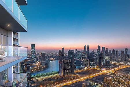 شقة 2 غرفة نوم للبيع في الخليج التجاري، دبي - Vera! Lowest Price Resale 2BR Below OP!