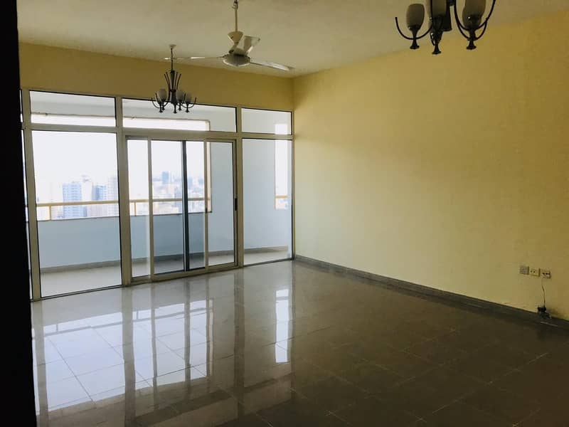 BEST DEAL 2 BHK Horizon Tower For SALE EMPTY 1700 Sq-Ft With Parking
