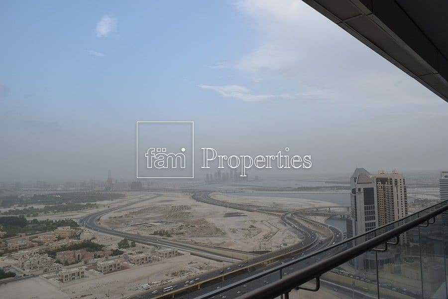 2 High floor Brand New | View Towards Zabeel