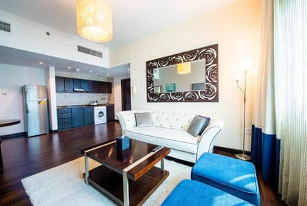 Great Deal for amazing Executive one bedroom suite fully furnished at First Central Hotel Suite