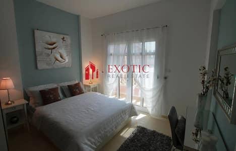 شقة 1 غرفة نوم للايجار في قرية جميرا الدائرية، دبي - Modern Fully Furnished  1 Bedroom Apt. in Summer 2