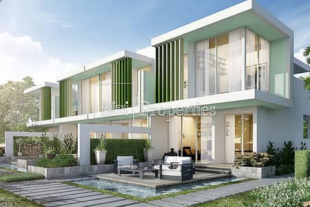 3 Bedroom Townhouse for Sale in Akoya Oxygen, Dubai - Killer Price 3BR Townhouse RR-M Mimosa