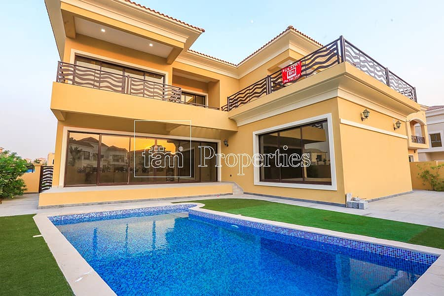 1 Modern! Bright! Spacious! Corner w/ Pool