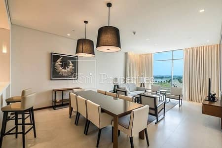 2 Bedroom Apartment for Rent in The Hills, Dubai - Luxury Furnished & Serviced apartment  2 BR  