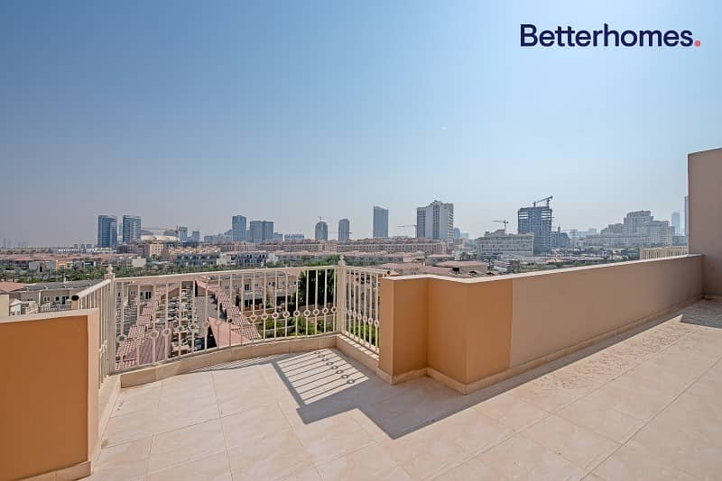 Brand New | Vacant | Villa View | Terrace