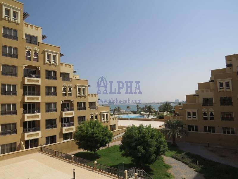 1 Bedroom apartment | Kahraman | 1 month free | nice view | chiller free
